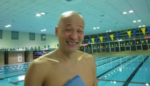 【水泳】平泳ぎで速く泳ぐコツ(上半身編) presented by不破央