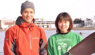 【ボート】ボートのコツ presented by熊倉美咲&水谷達也