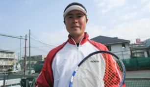【テニス】ボレーのコツ presented by松下晃