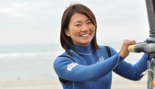 【ウインドサーフィン】ウインドサーフィンのコツ presented by小菅寧子