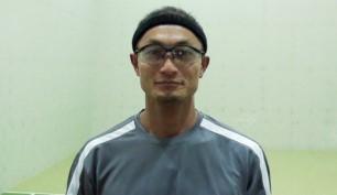 【ラケットボール】ドライブサーブのコツ presented by清水弘史