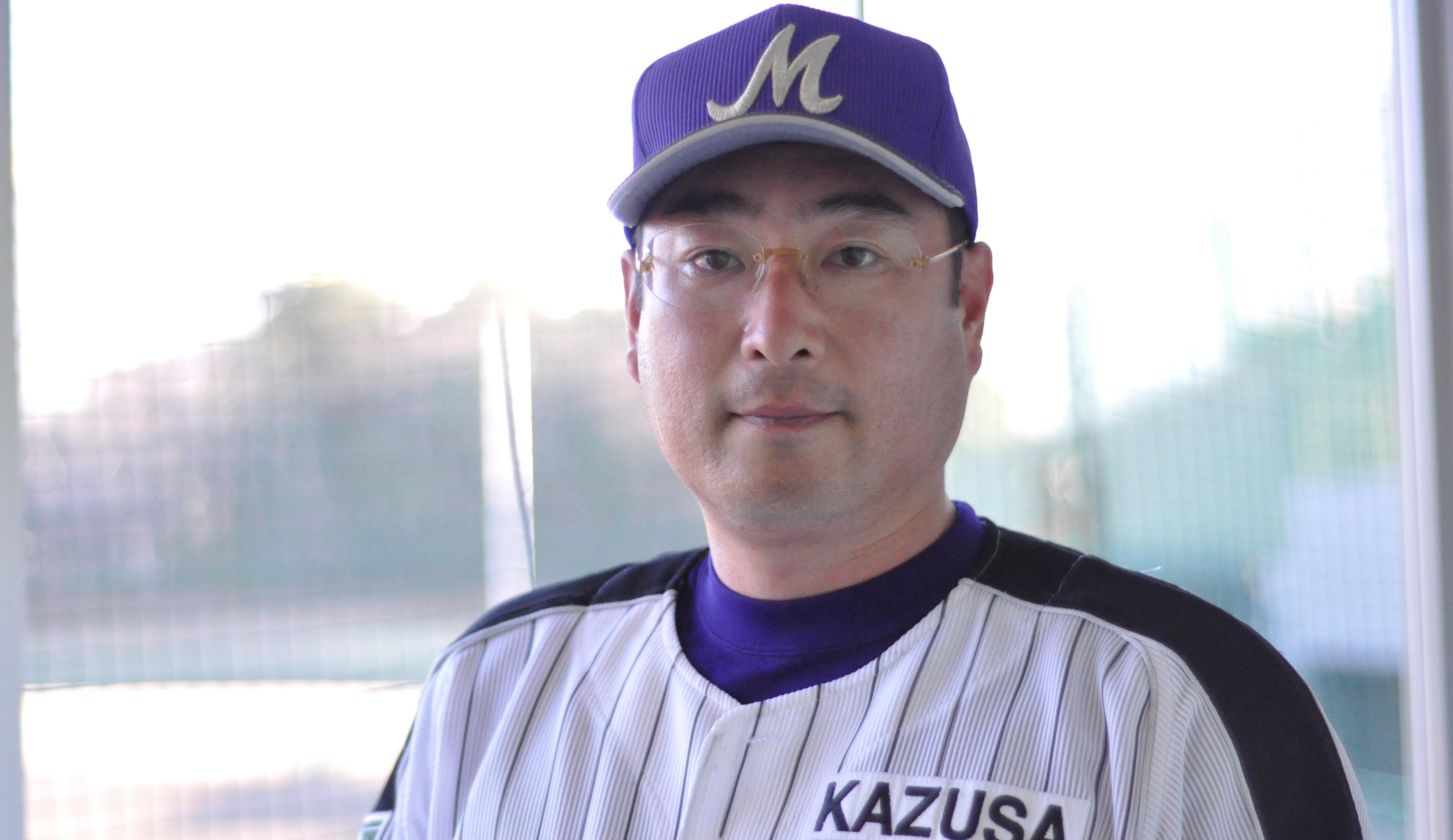 【野球】ボールの待ち方 presented by初芝清