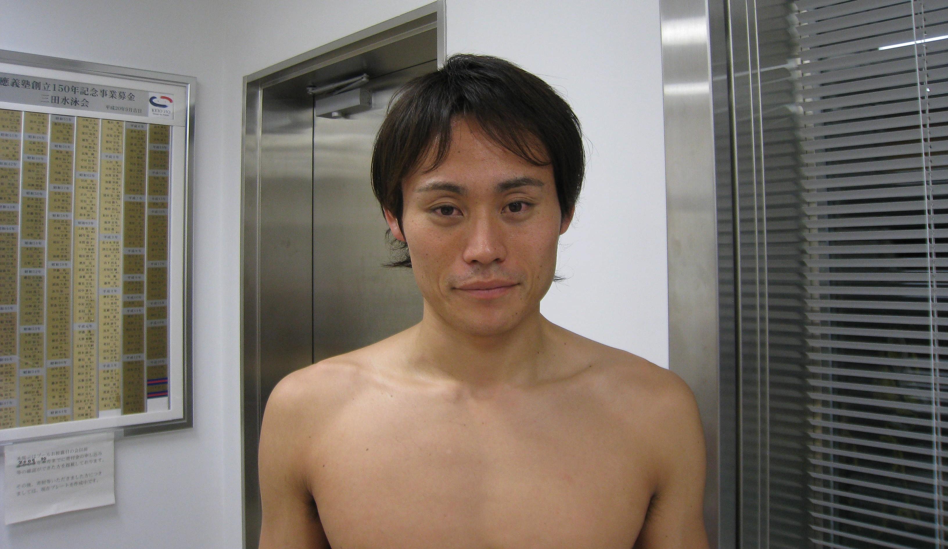 【水泳】バタフライのコツ presented by森隆弘
