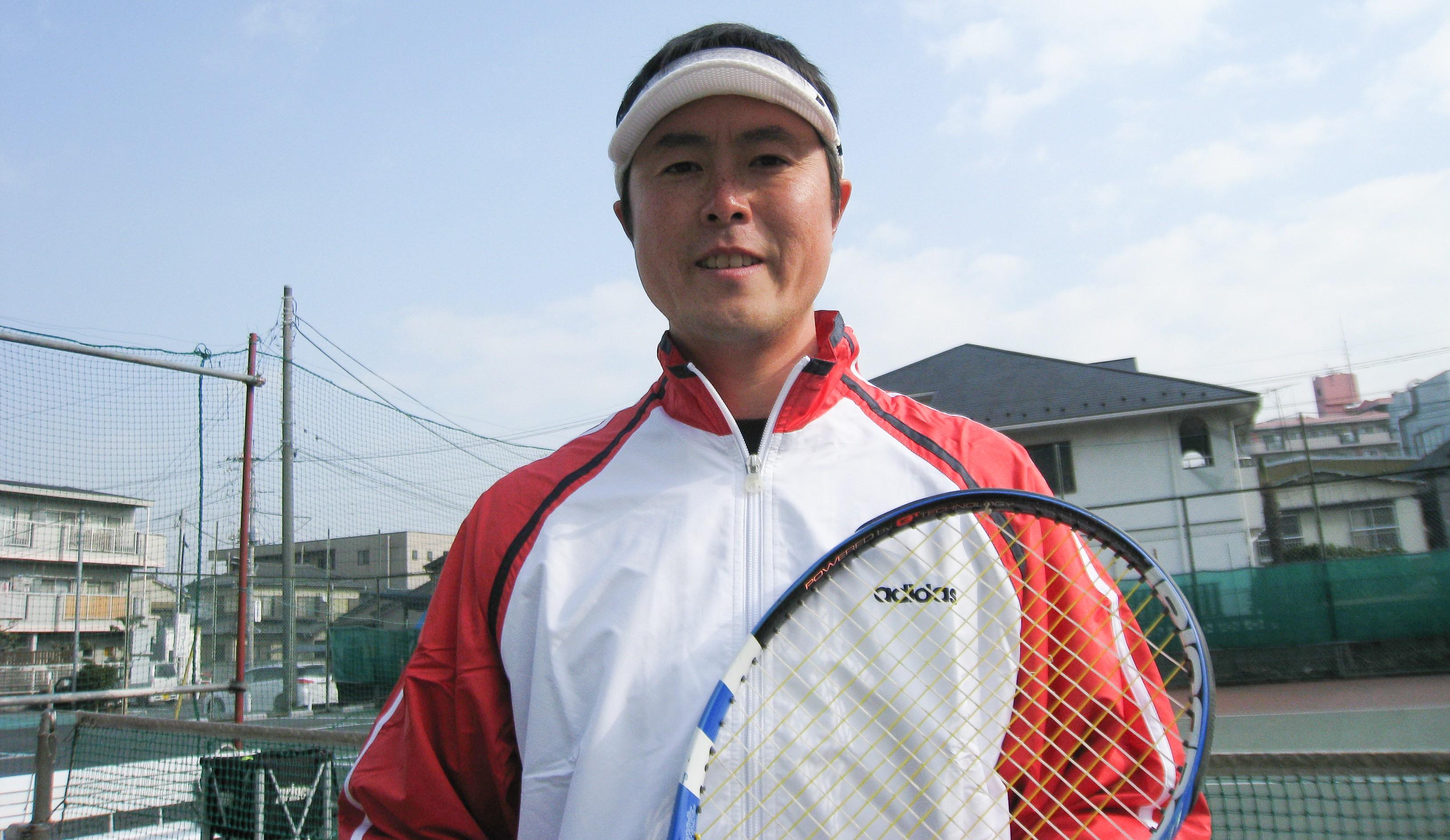 【テニス】フォアハンドのコツ presented by松下晃
