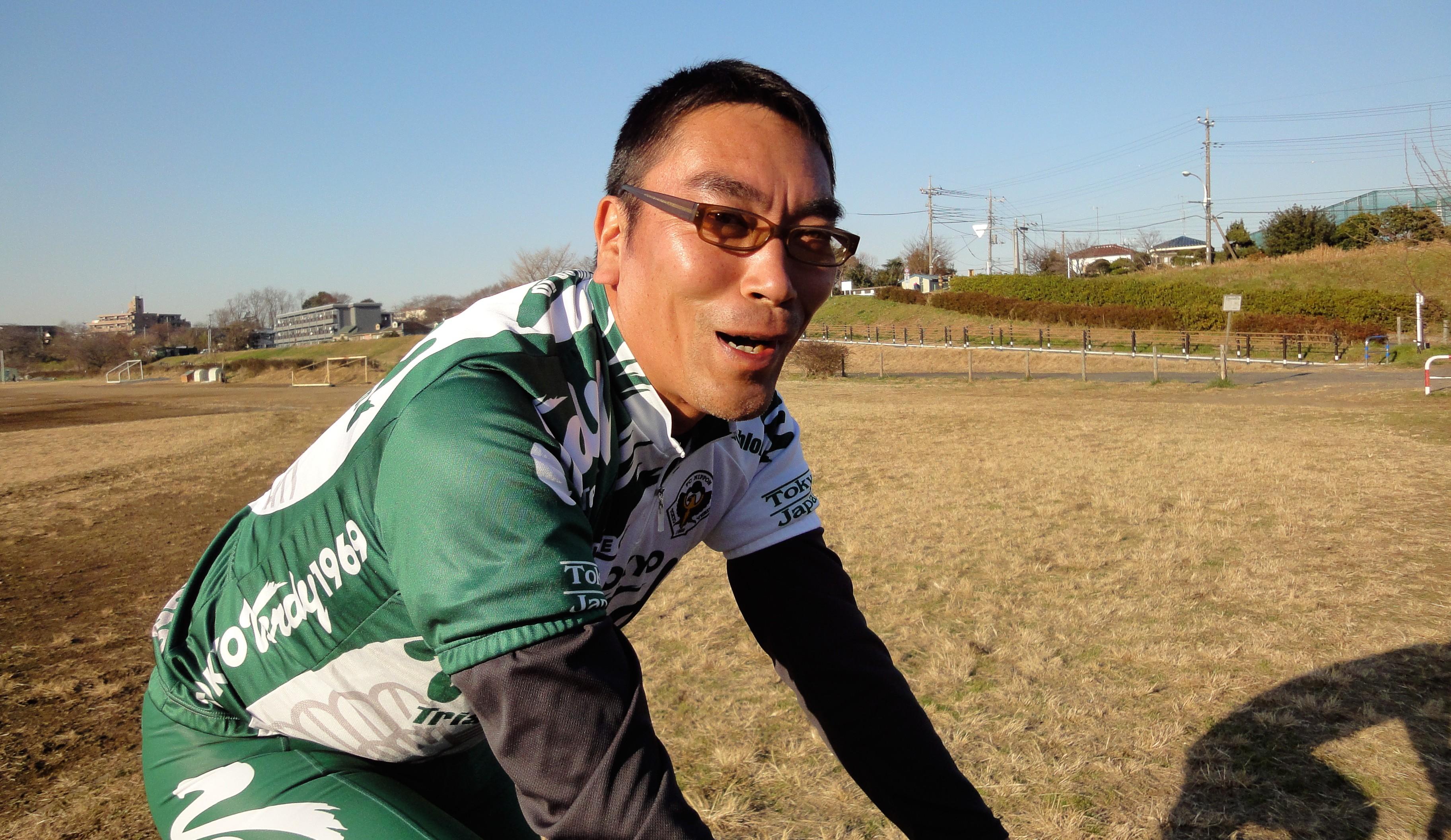 【トライアスロン】ランニングのコツ presented by山倉 和彦