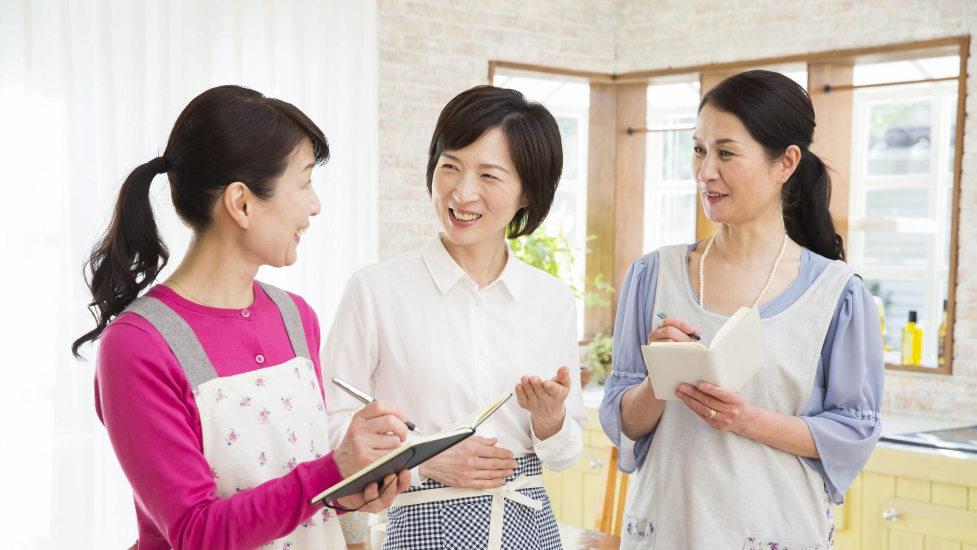 仙台料理教室 お料理はじめの一歩